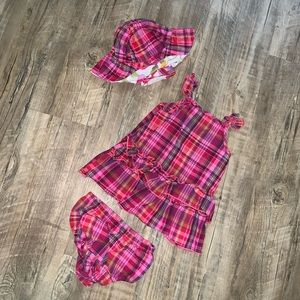 Girls Bundles - 3, 3/6 Month Outfits